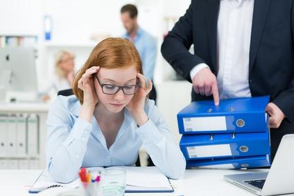auszubildende bekommt zu viel arbeit zugetragen
